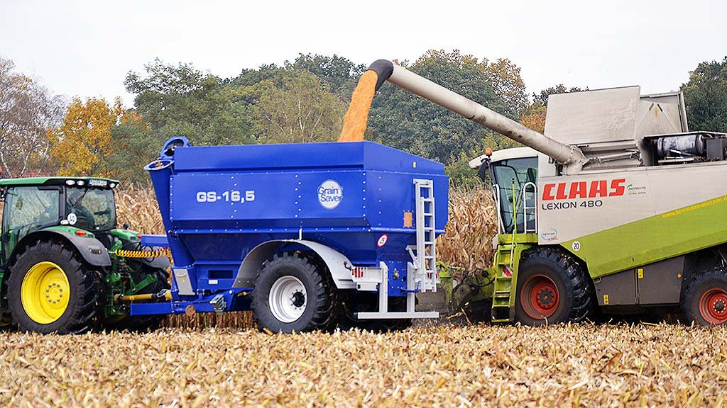 Grain Saver grain cart gs-16,5