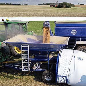 grain saver grain bagger d-9