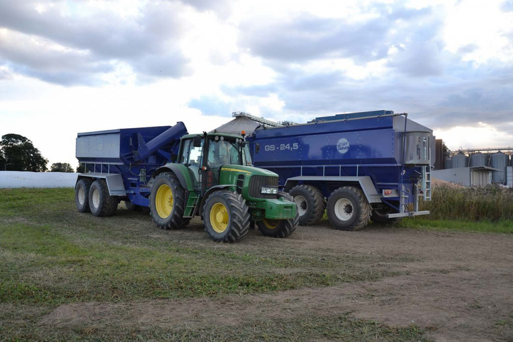 gs grain carts