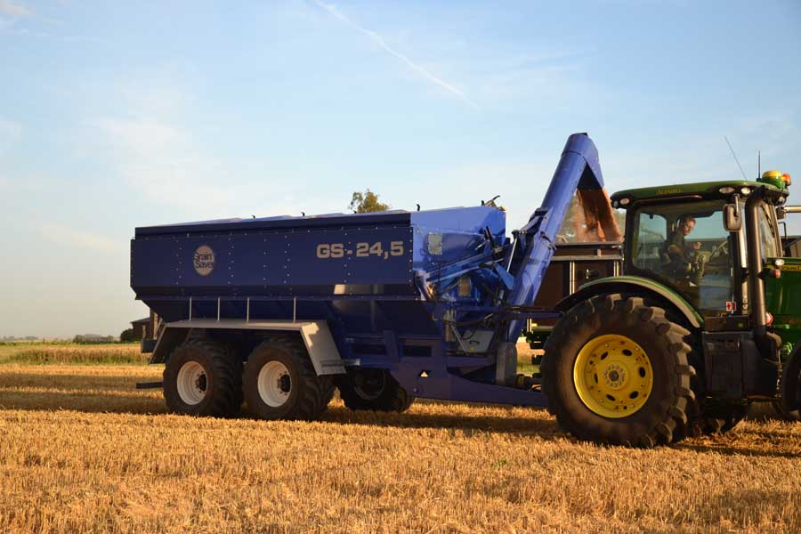 gs-24,5 grain offloading
