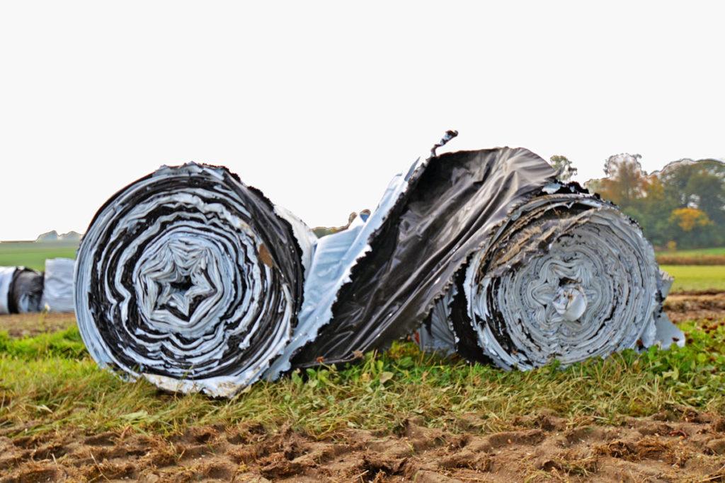 grain bag rolls