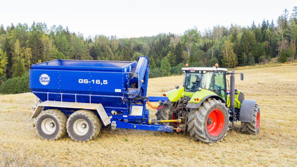 gs-16 grain cart