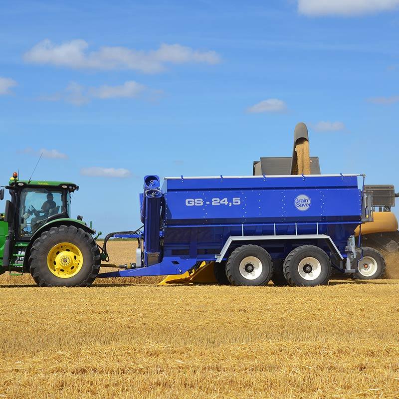GrainSaver överlastningsvagn GS-24.5