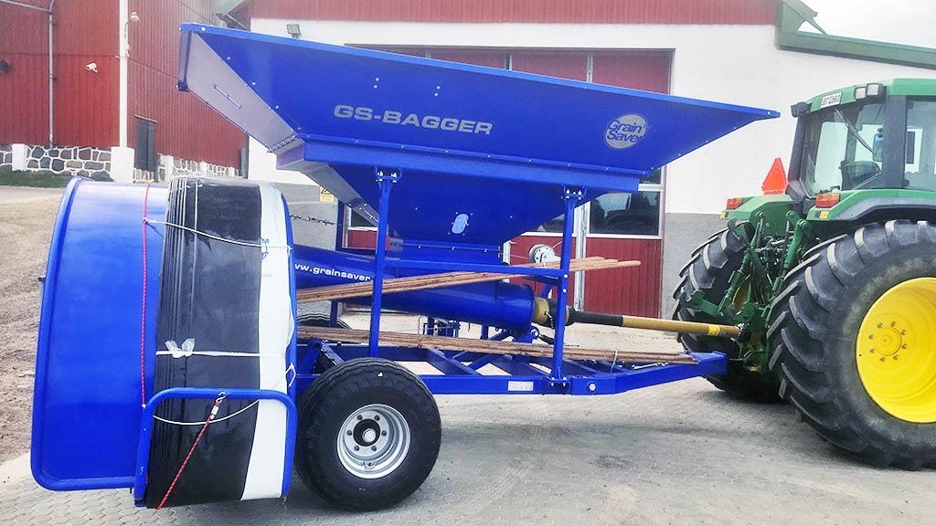 GS-D9 slangläggare
