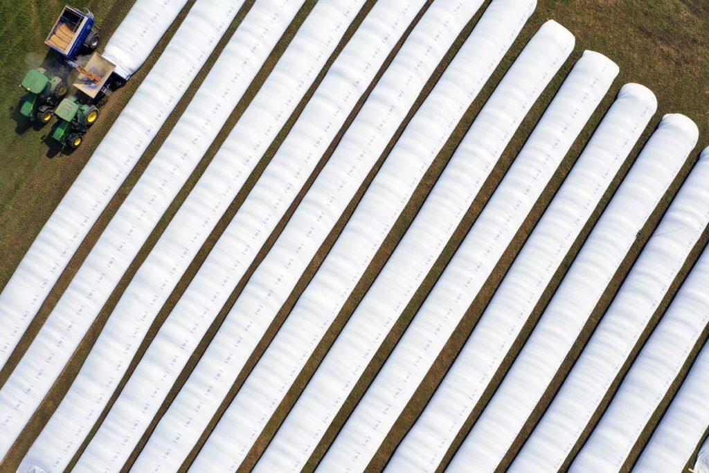 grain saver silo bags storage